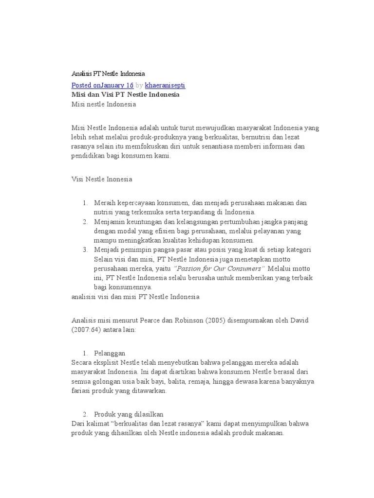 Contoh Surat Lamaran Nestle Download Kumpulan Gambar