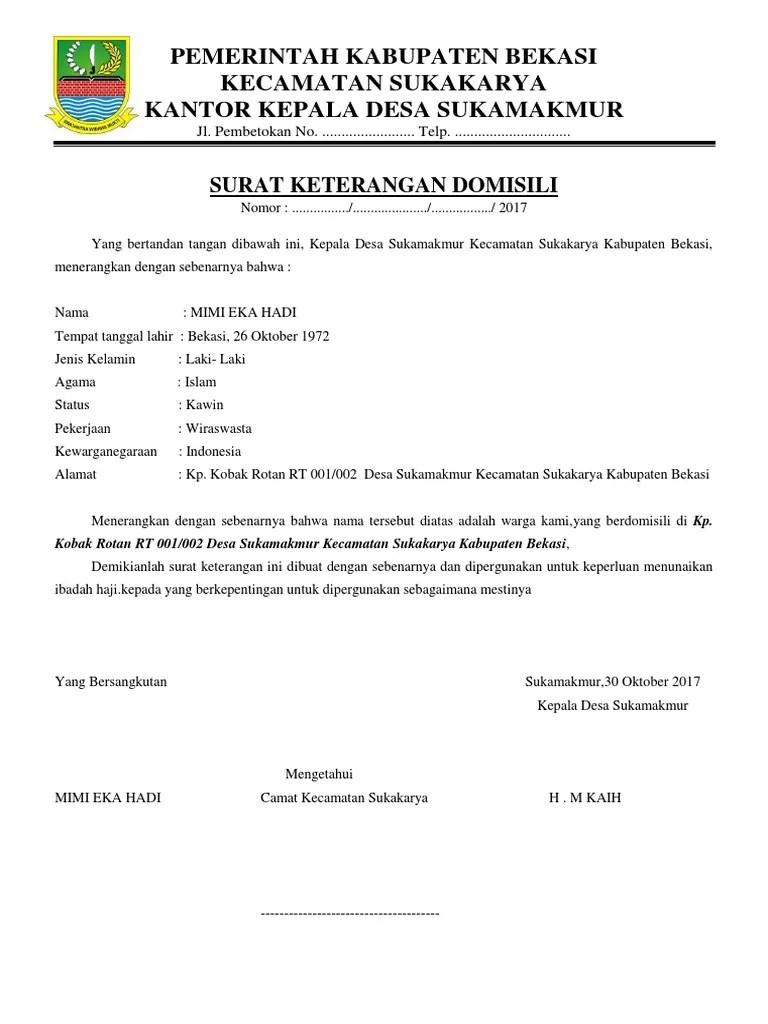View Surat Izin Suami Untuk Tkhi Background