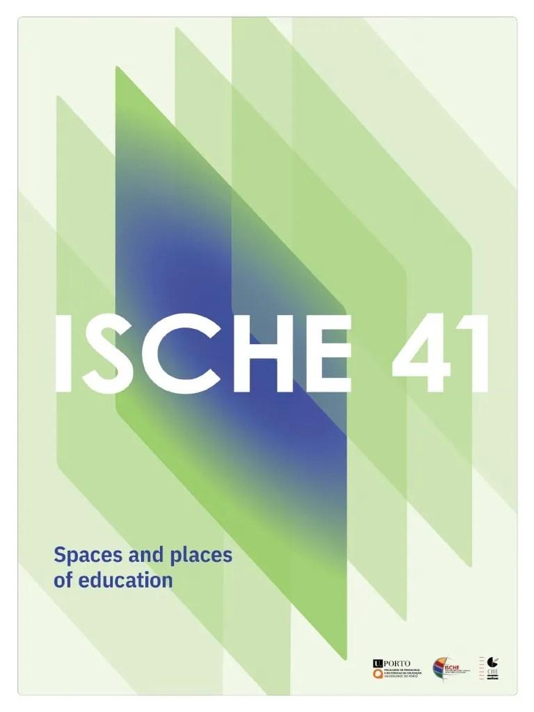Resumo Ische Pdf Pedagogy Science