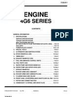 Mitsubishi 4G63 & 4G64 Engine | Internal Combustion Engine | Fuel Injection