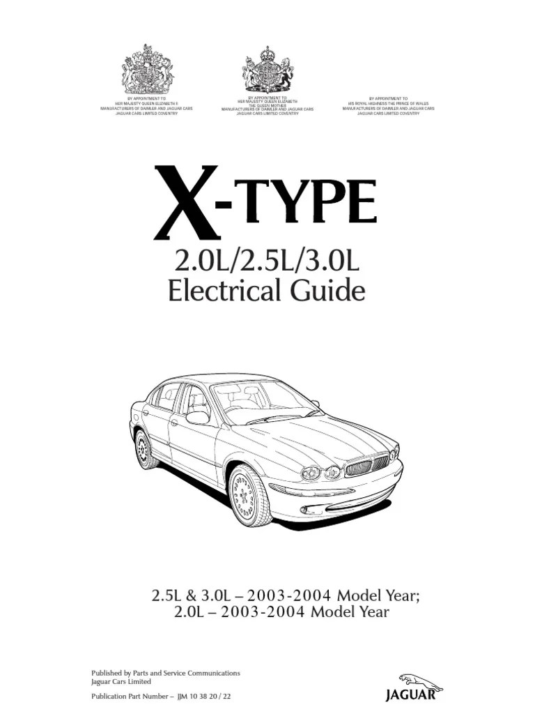 Old fashioned jaguar x type wiring diagram model best images for