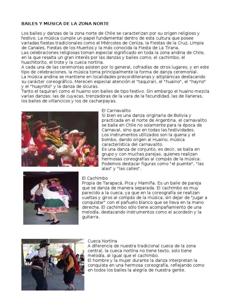 Zona Norte Carnavales Del Altiplano Danzas Ceremoniales De La