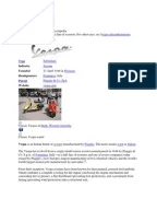 Vespa ET2 ET4 Technical Manual