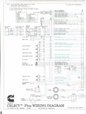 Wiring Diagrams L10 M11 N14 | Fuel Injection | Throttle