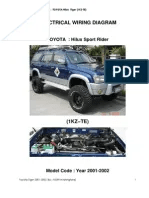 LAND CRUISER PRADO  electrical wiring diagrampdf