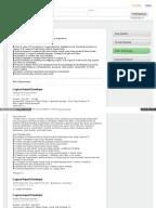 cognos bi report developer resume for 3 years insurance oracle