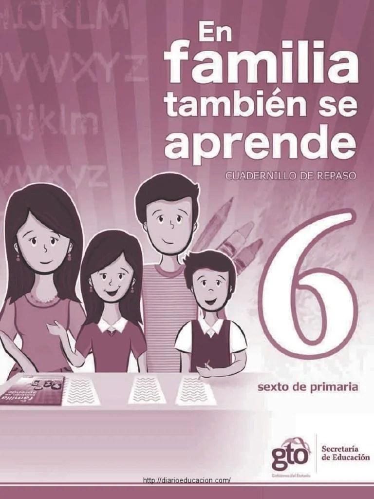 Cuadernillo De Evidencias De Matemáticas 6 : 6° Cuadernillo de repaso | División (Matemáticas ...