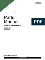 PDF Caterpillar 236 246 252 262 Caterpillar Parts Manual