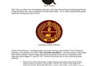 Gambar Lambang Gerakan Pramuka Dan Penjelasannya
