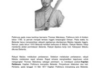 Gambar Pahlawan Kapiten Pattimura