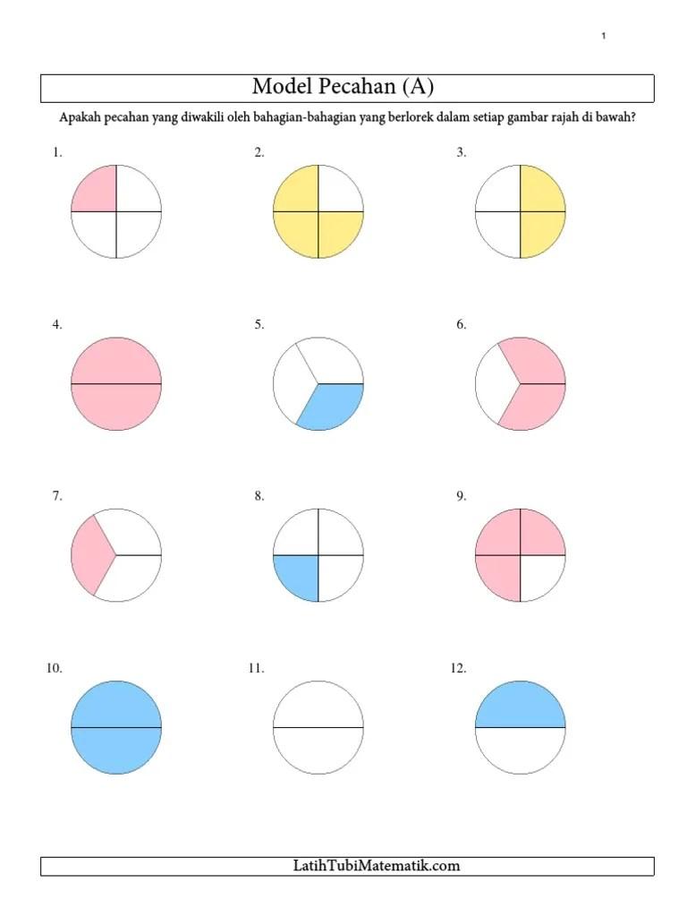 Gambar Pecahan Lingkaran : gambar, pecahan, lingkaran, Gambar, Pecahan