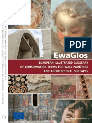 2015glossary Of Conservation For Wall Paintings Pdf Cultural