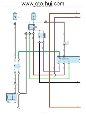Wiring Diagram ECU 2KDFTV