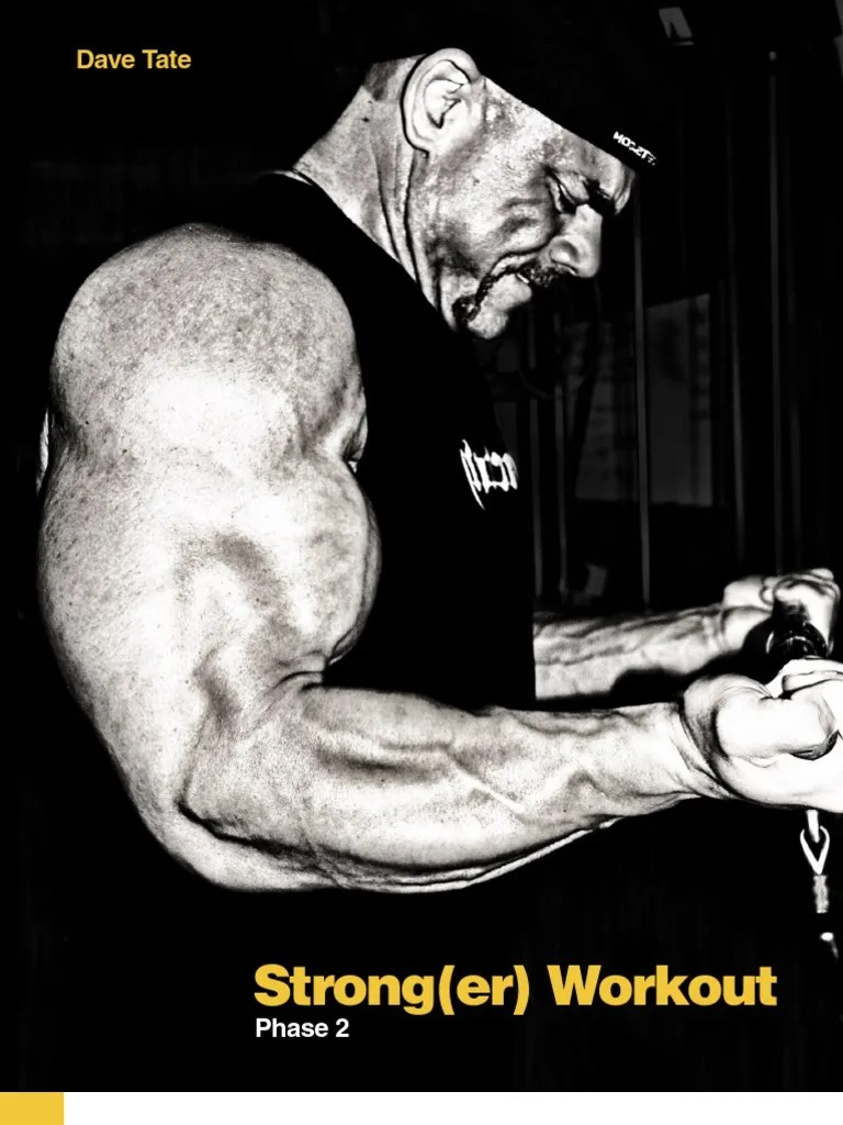 Download Stronger workout phase 2