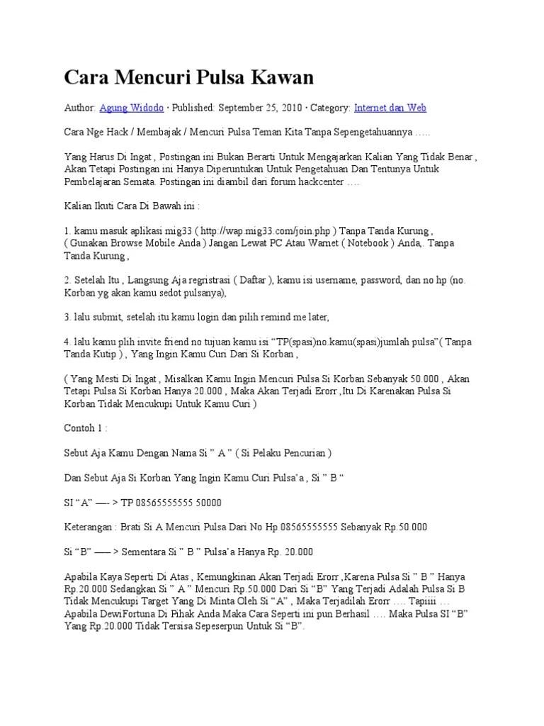 Cara Sedot Pulsa Orang Lain 2019 : sedot, pulsa, orang, Sedot, Pulsa, Lewat, Internet, Adrian, Bisa?,, Dunia, Teknologi, Sekarang, Sudah, Apapun, Lakukan, Dengan, Smartphone, Android., Little, Animal