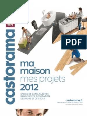 Castorama Catalogue Pdf Credit Finance Robinet Plomberie