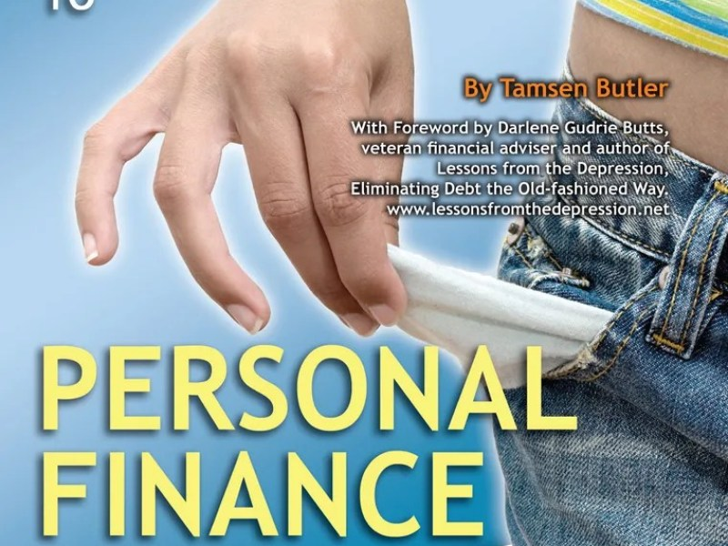 The Complete Guide To Personal Finance By Tamsen Butle