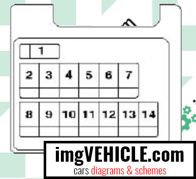 fuse box on volvo v40  wiring diagram diodesteela  diode