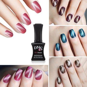 16 Colors Cat Eye Uv Gel Polish Varnish Nail Art Long Lasting 12ml