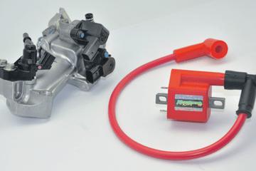 Perbedaan Koil Motor Injeksi dan Karburator