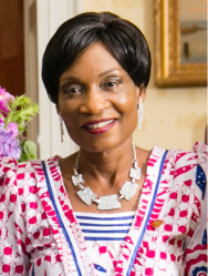 First Lady Gertrude Maseko of Malawi