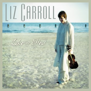 "Liz Carrol's ""Lake Effect"" album cover."
