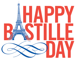 Happy Bastille Day 2017