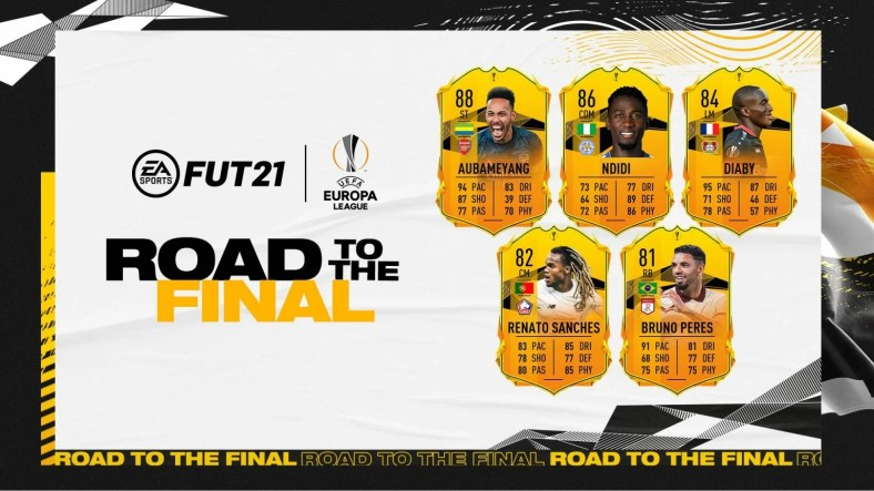 FIFA 21: Times #02 do Road To The Final são revelados   FIFA Brasil Notícias