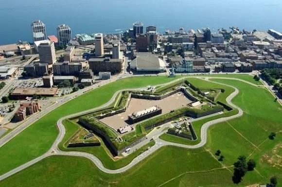 Processo de Imigração provincial de Nova Scotia - Canadá - Foto de Halifax