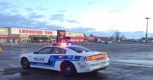 Carro Forte roubado em Montreal, Québec, Canadá