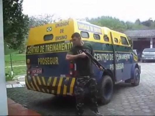 carro-forte no brasil