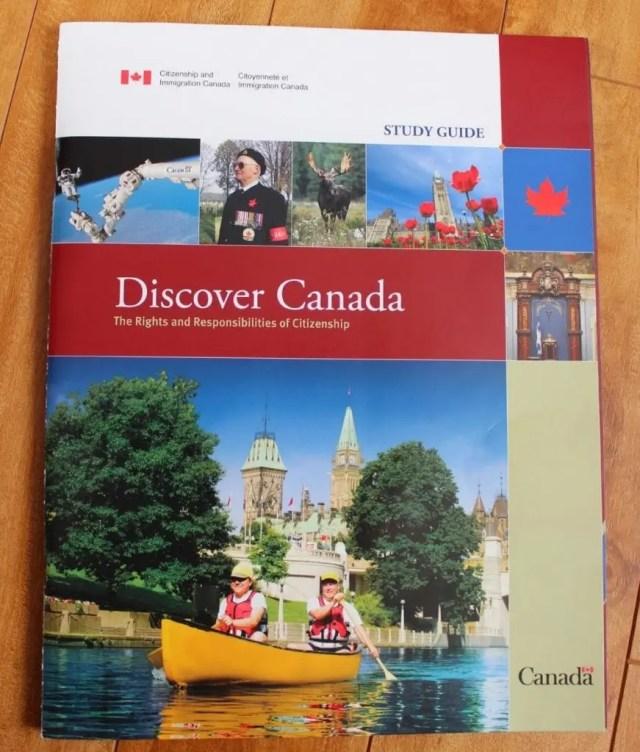Cidadania Canadense e Exame - O Guia