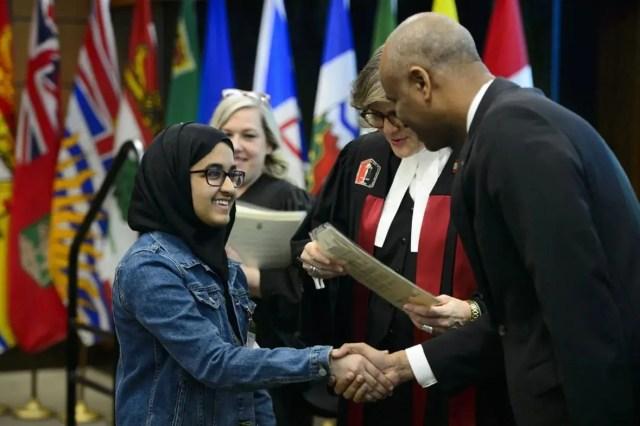 Ex-Ministro da Imigração do Canadá: Ahmed Hussen