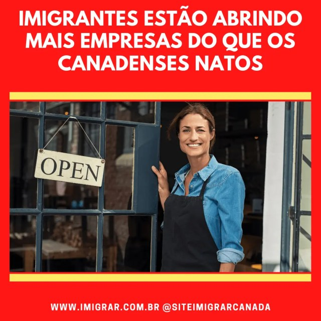 Open for Business Canada