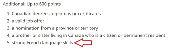 Importância do Francês na Imigração Canadense e no Express Entry