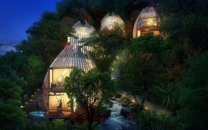 Rosewood Puerto Papagayo Treehouses
