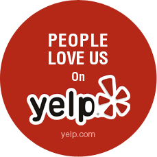 People love us on Yelp! Read more review here.