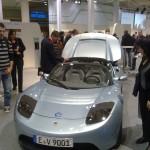 Tesla - CeBIT 2010