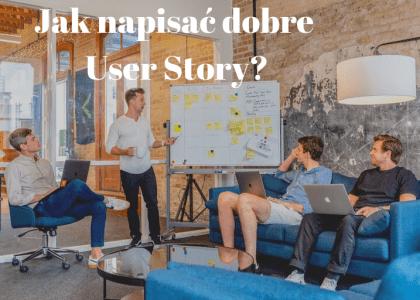 zespół podczas tworzenia user story