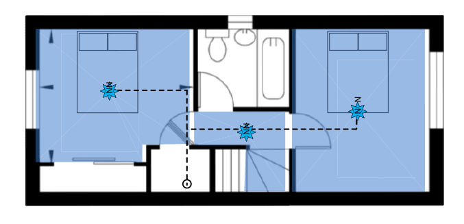 iMist Floor Plan