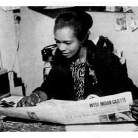 Claudia Jones: Left of Karl Marx with Dr. Carole Boyce Davies