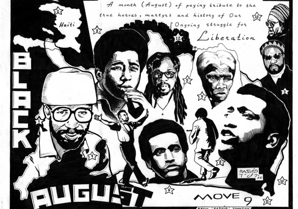 Black August and The Millions for Prisoners March