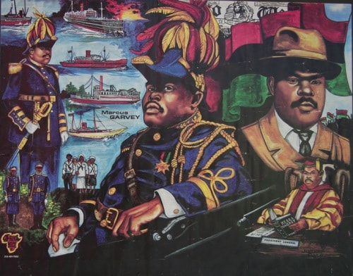 Grassroots Mosiah – Community And Organizational Reflections Of Marcus Garvey