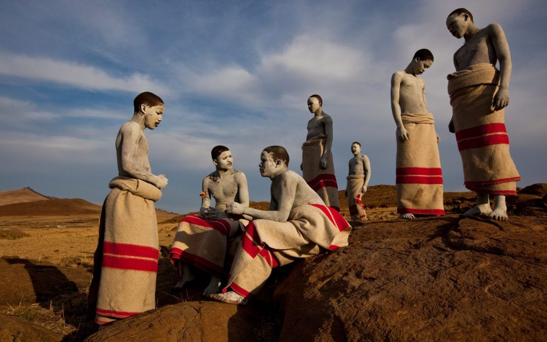 Afrikan Rites of Passage and BaKongo Traditions