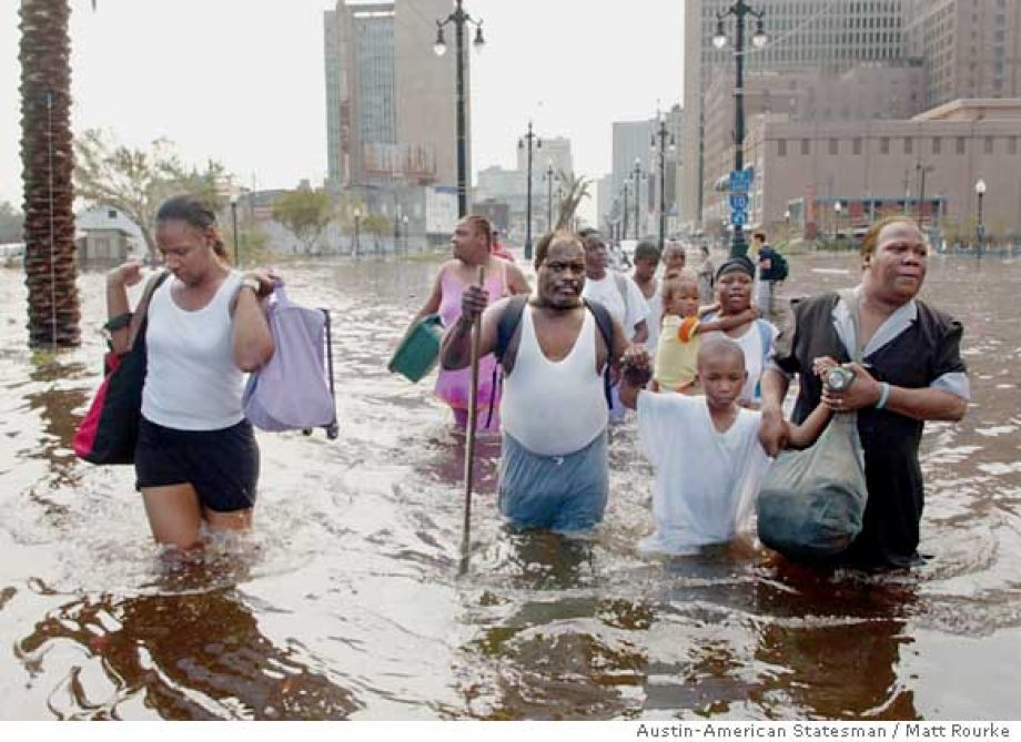 Katrina and The Black Colony