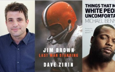Academics In Cars (#7) Race, Class and Sports with Dave Zirin