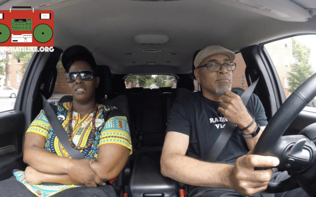 Academics In Cars #10:  Black Radicalism and Hip-Hop in Marijuana-Land with Sima Lee