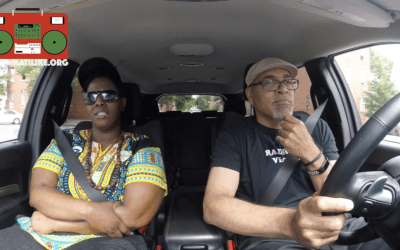Academics In Cars #10:  Black Radicalism and Hip-Hop in Marijuana-Land with Sima Lee
