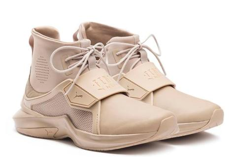 1498743465 01c7e9cf6e3c8c2943e031555de2c41c Rihanna x PUMA Fenty Trainer Hi Releasing In Four Colorways Today