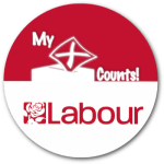 labour support badge